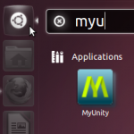 MyUnity starten