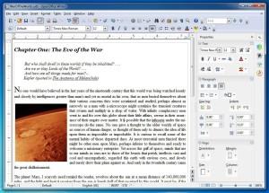 Apache OpenOffice 4 GUI [Bildquelle]