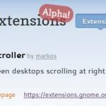 Desktop Scroller