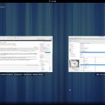 Kurzes Vergnügen mit KDE: Bin wieder bei GNOME