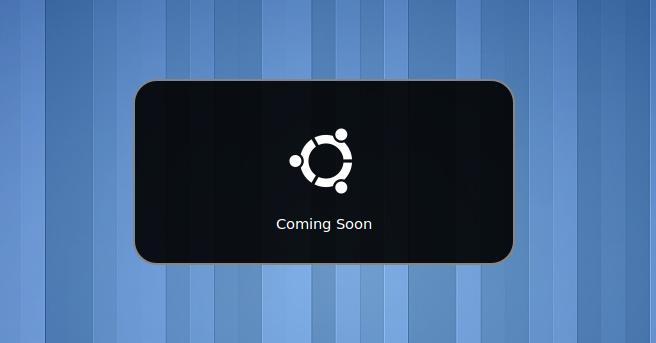 Ubuntu GNOME kommt