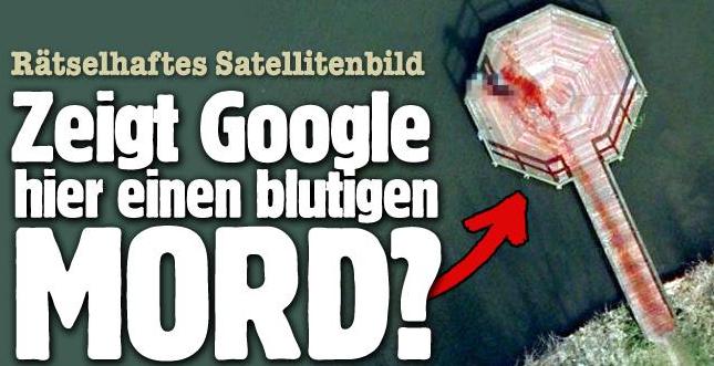Google Maps Blutmorg (bild.de) [Bildquelle]