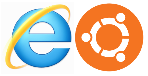 Microsofts Internet Explorer kommt für Ubuntu