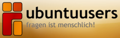 Logo ubuntuusers