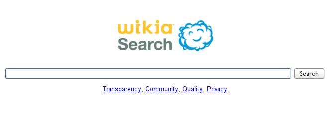 Wikia Suchmaschine